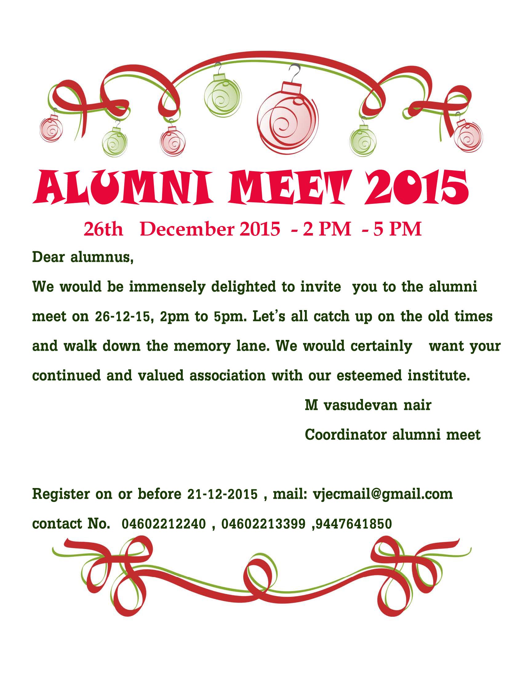 iitk alumni meet bangalore time