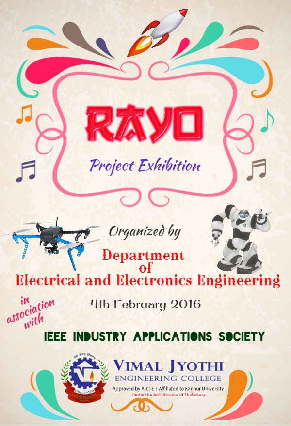 Rayo Project Exhibition