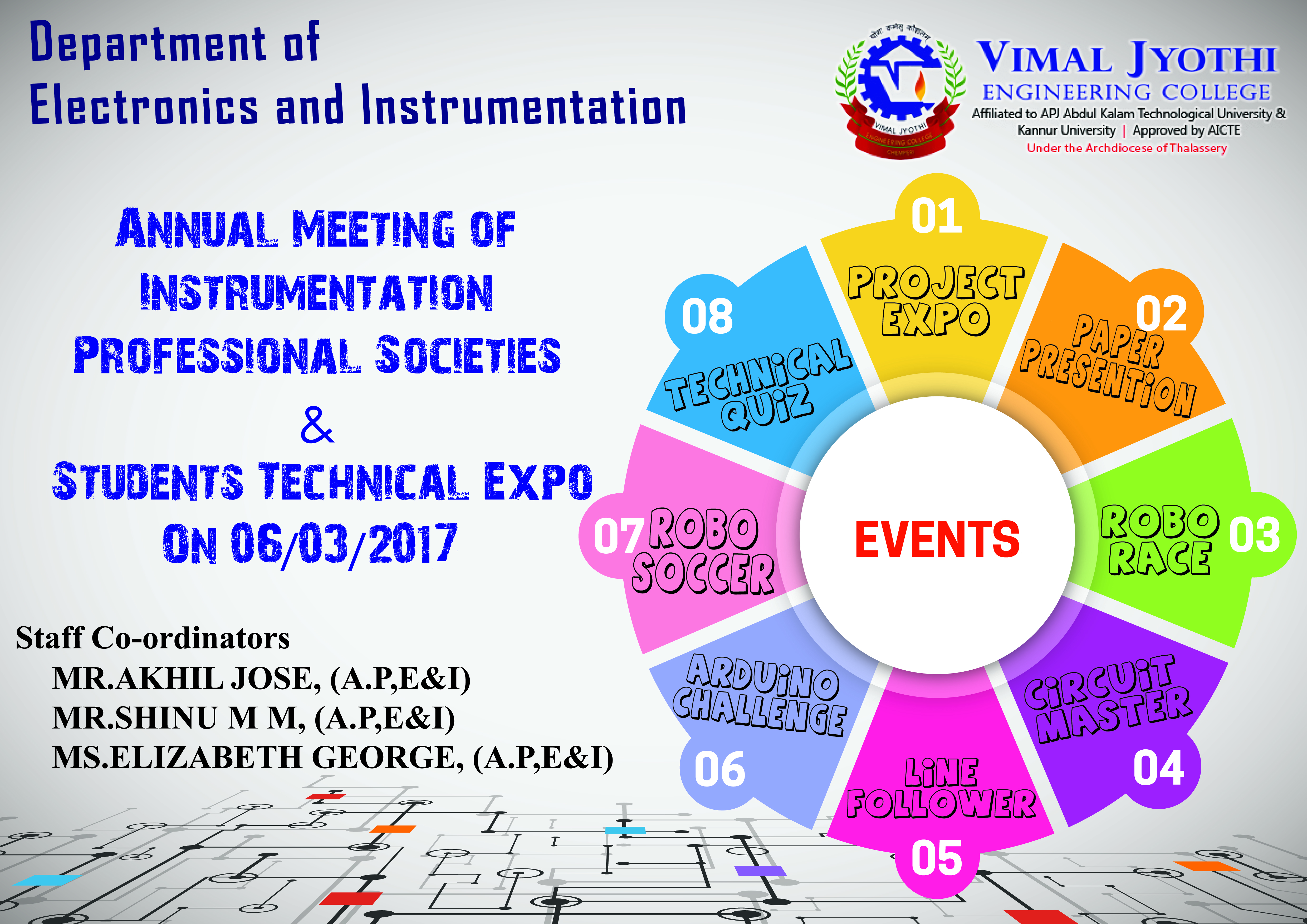 events vimal jyothi engineering college chemperi kannur view more photos